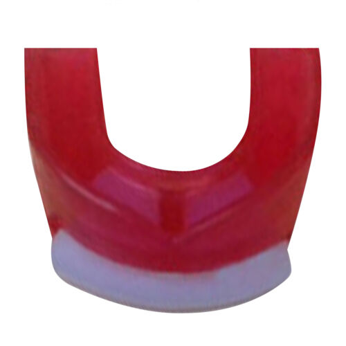 GUM SHIELD DOUBLE MOUTH GUARD GUM SHIELD BOXING TEETH PROTECTION
