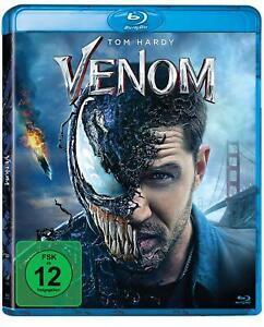 Venom-Blu-ray-NEU-OVP-Tom-Hardy-im-komplexesten-Marvel-Charaktere