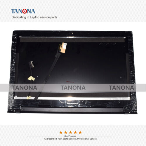 """New AP0U0000100 Lenovo Z70 Z70-80 17.3/"""" Top LCD Back Cover Front Bezel Cover"""