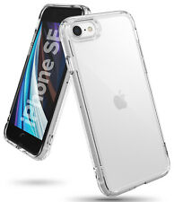 For iPhone SE 2020 / iPhone 8 Case | Ringke [Fusion] Clear PC + TPU Cover