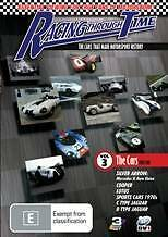 Racing Through Time: Vol 3 - the classic history of Grand Prix Motor Racing -The