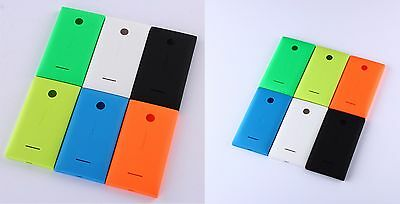 New Door Housing Battery Back Case Cover Rear Shell For Microsoft Nokia Lumia