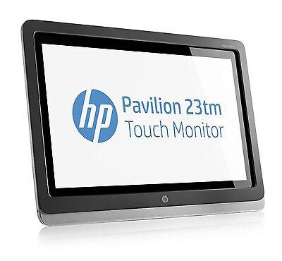 Hewlett Packard NEW HP Pavilion 23inch Touch Screen HD3 Monitor & Speaker