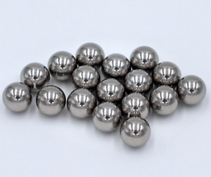 10pcs Stainless Steel Ball Bearings - 17mm UK stock (large marble size)