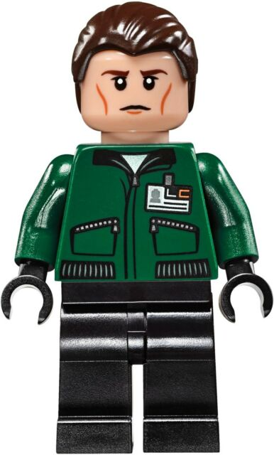 LEGO Lexcorp Henchman Minifigures from set 76045 - brand new - SH224