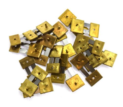 Kaminsims Typ 10 Einheiten Messing Geblockt Verschiedene Uhr Pendel Federung