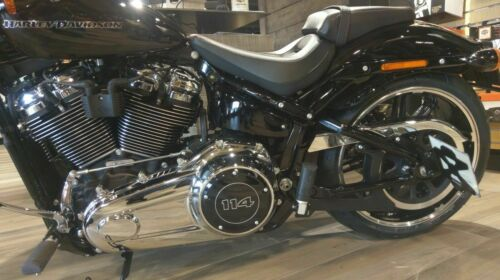 2018-2019-2020 Support de plaque latéral Harley-Davidson FXBB Street Bob