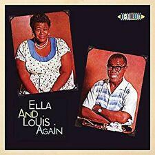 Ella and Louis Ella Fitzgerald Louis Armstrong Again Vinyl LP Record