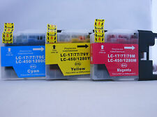 LC79 C M Y Ink Cartridge for Brother MFC-J6910DW MFCJ6710DW L6510DW J5910DW -4PK