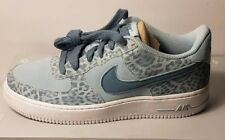 new style cbc38 65757 GS Nike Air Force 1 LV8 Casual Shoes Ocean BlissNoise AquaWhite 849345
