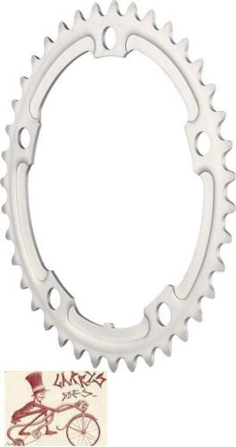 SHIMANO TIAGRA 4500 39T X 130MM 9-SPEED SILVER BICYCLE CHAINRING