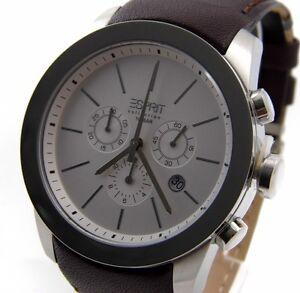 Esprit-Collection-EL900151004-Uhr-Belos-Chronograph-Edelstahl-Leder-UVP-169-00