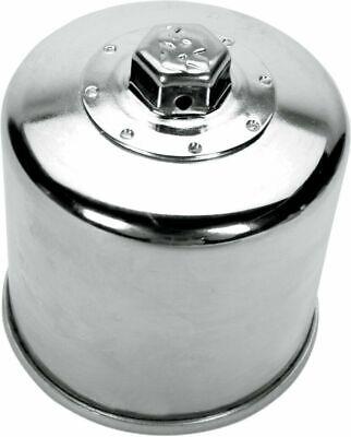 KN-138C K/&N CHROME OIL FILTER fits SUZUKI GSX650F 650 2008-2012