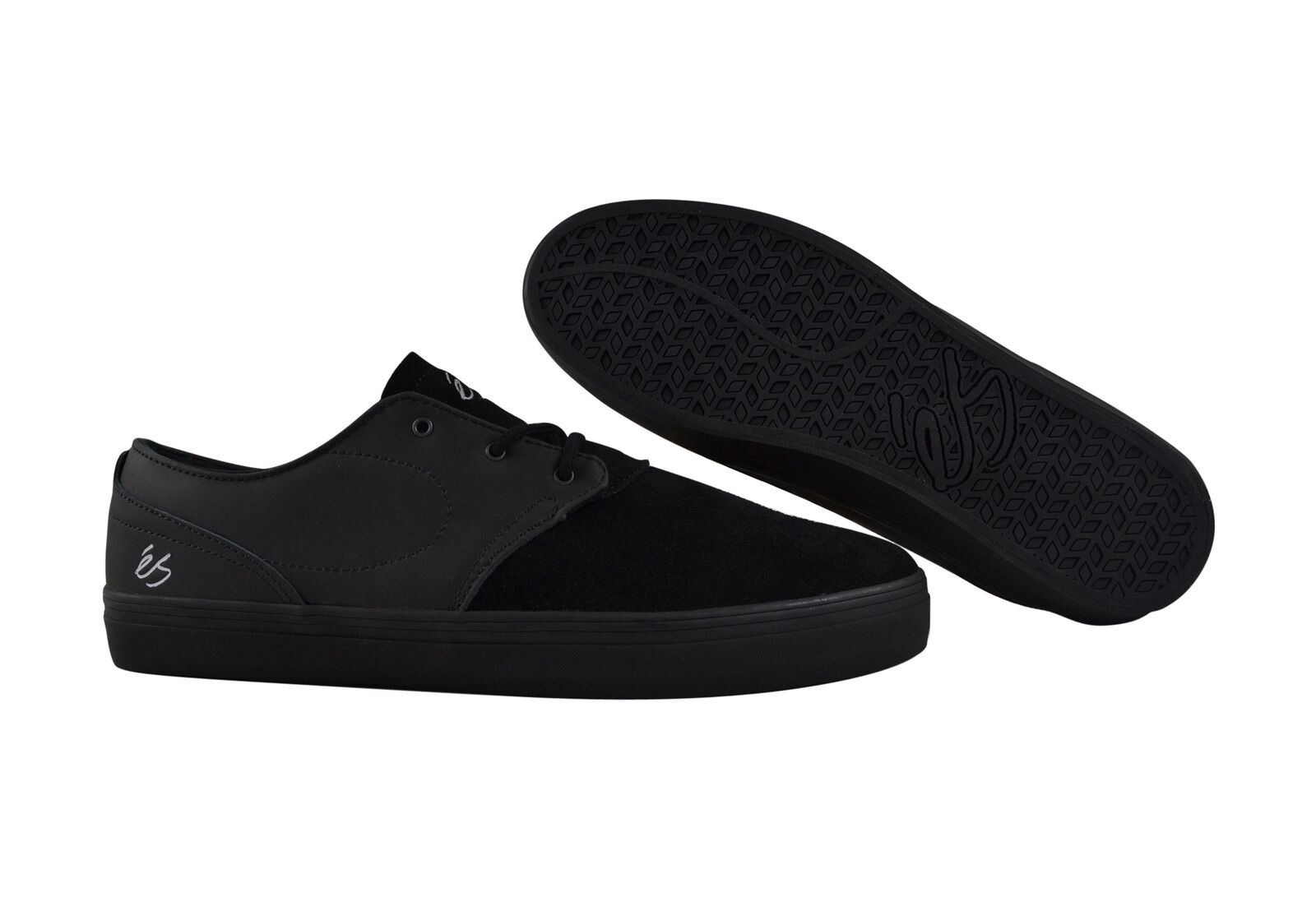 Billig hohe Qualität eS Accent black Sneaker/Schuhe schwarz