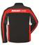 Ducati-Corse-Windproof-3-Windstopper-Jacke-Schwarz-Rot-Groesse-XL Indexbild 2