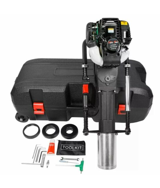 4 Stroke 38cc Gas T Post Gasoline Petrol Post Driver EPA