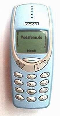 Schönes Nokia 3310 | Gut in Schuss | 1 Jahr Gewährleistung | Rechnung