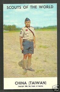 Details about Boy Scout Uniform Scouting Formosa Taiwan 1968