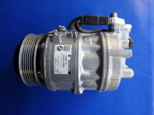 Klimaanlage Kompressor 12V Für BMW G11 G12 G30 6822848 SANDEN PXC16-1792