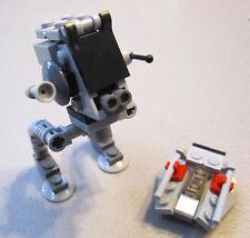 Lego Star Wars 4486 Mini At-st and Snowspeeder