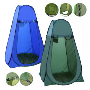 Outdoor Pop-Up Privacy Tent Portable Camping Shower Toilet Changing Room Hiking