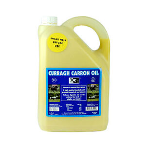 Trm Curragh Carron Oil - 4,5 Litres