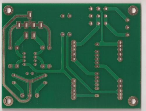 Musical stereo headphone amplifier RA-1 PCB 1piece !