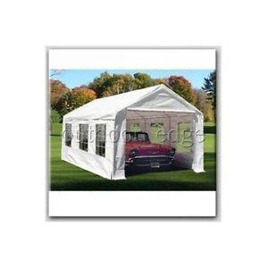 20-039-x10-039-Heavy-Duty-Portable-Garage-Carport-Car-Shelter-Canopy-White