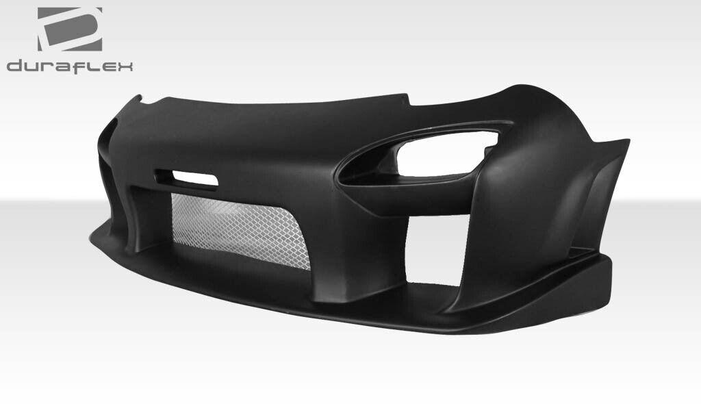GT Concept Front Bumper Cover 1 Piece fits Mazda RX-7 93-97 Duraflex