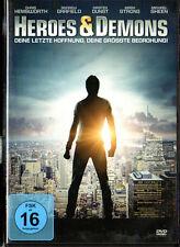 HEROES & DEMONI Deine ultimo Speranza, più grande Bedrohung! TOP DVD Film NUOVO