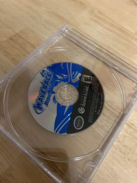 Wave Race: Blue Storm (Nintendo GameCube, 2001) Disc Only