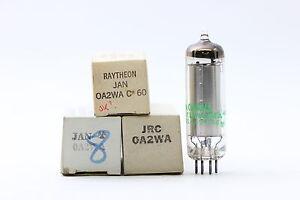 0A2 / OA2 TUBE.  0A2WA - 150C2 TUBE. MIXED U.S. BRAND TUBE. 1 PC. NOS/NIB. RC63.