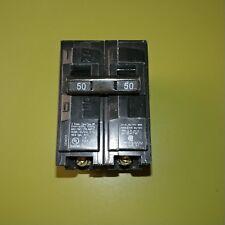 Siemens Q250 2 Pole 50 Amp Type QP Circuit Breaker 2p 50a
