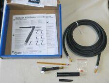 Nib Miller Wp1712 Weldcraft A 150 Gtawtig Torch Package 125 Rubber Hose