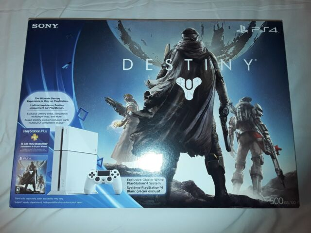 Destiny PS4 Limited Edition Console 500GB Playstation 4 US REGION IMPORT - NEW