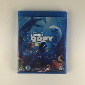 Finding-Dory-Blu-ray-2016-New-amp-Sealed
