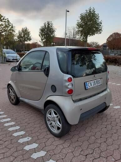 Smart City Coupé, 0,6 Passion 61 aut., Benzin