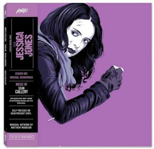 Sean Callery - Jessica Jones: Season One (Original Soundtrack) [New Vinyl LP]