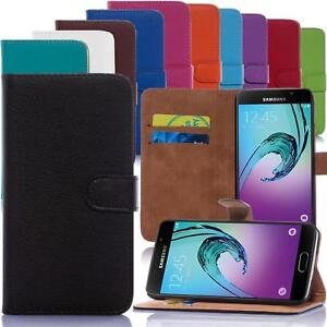 Handy-Tasche-fur-Samsung-Galaxy-Flip-Cover-Mobile-Case-Schutz-Hulle-Etui-Wallet