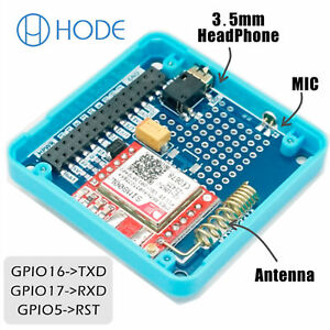 Details about M5Stack GSM Module SIM800L Stackable IoT Development Board  for Arduino UK