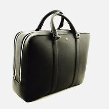 Montblanc Meisterstück Soft Grain Document Case LG Business Bag 114453 New Orig
