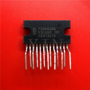 10PCS-TDA8560Q-Encapsulation-ZIP-13-2-x-40-W-2-ohm-stereo-BTL-car-radio-power