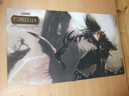 MAGIC THE GATHERING CONFLUX 2009 TOURNAMENT GAME MAT MTG 60X33CM L