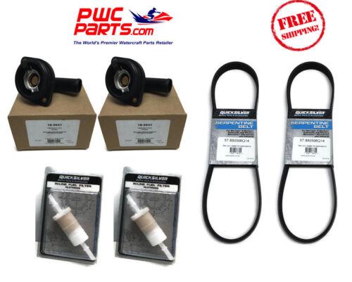 MERCURY TWIN Verado L6 200//225//250//275//300HP Thermostat In-Line Fuel Filter Blet