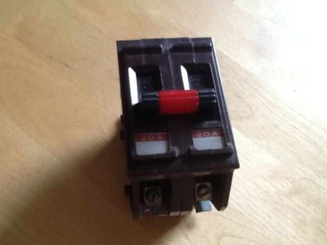 Wadsworth 30 amp breaker 2pole 100percent Working Condition