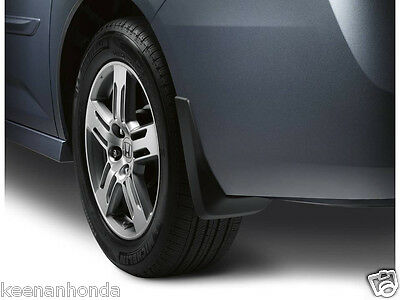 Genuine OEM Honda Odyssey Splash Guard Set 2011 - 2013