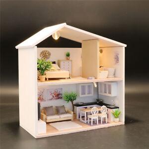 DIY-Mini-Loft-Wooden-3D-Dollhouse-Kit-Realistic-House-Room-Toy-Furniture-IBUK