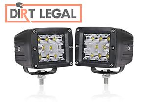 2018-2019 Mahindra Roxor UTV Pro LED Cube Lights