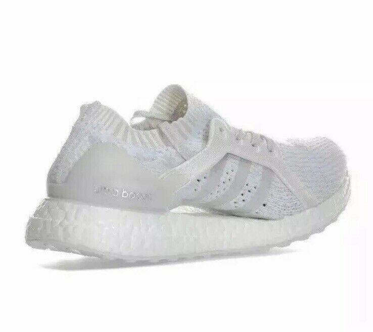 ADIDAS ULTRABOOST X Trainers In Triple White UK SIZE 7(BB3433)Authentic RRP