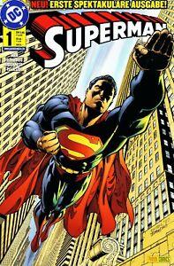 SUPERMAN Panini AUSWAHL (2001-2003)